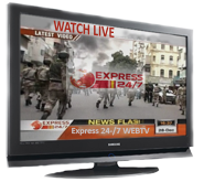 Express 24/7 Web TV